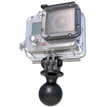 "RAM Mount GoPro Adapter w/1"" Ball [RAP-B-202U-GOP1]"